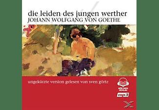 Johann Wolfgang Von Goethe - Die Leiden Des Jungen Werther  - (CD)