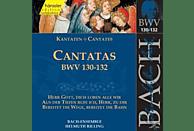 VARIOUS - KANTATEN BWV 130-132 [CD]