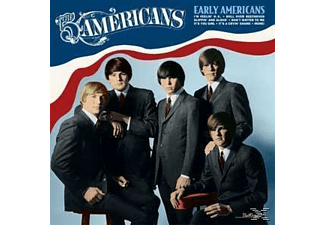 Five Americans - EARLY AMERICANS  - (Vinyl)