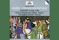Preston Simon, Preston,Simon/Pinnock,Trevor/EC - Coronation Anthem/Concerti.A Due Cori [CD]