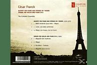 Schubert Ensemble - Klavierquintett/Violinsonate [CD]