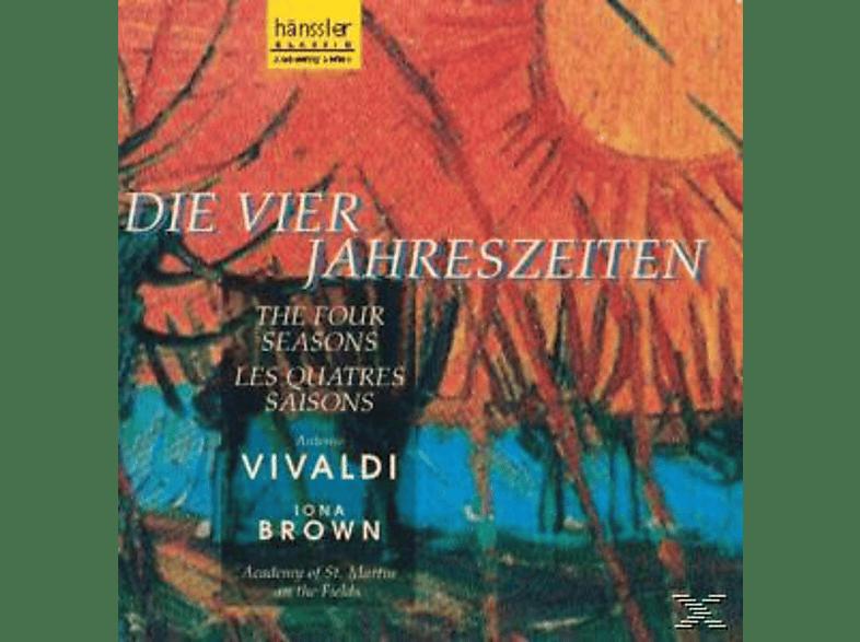 VARIOUS - Die Vier Jahreszeiten [CD]