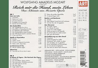 Skd, Schreier/Prey/Suitner/SD - Mozart-Opern  - (CD)