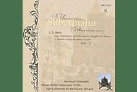 Leonardy Bernhard - Gesamte Orgelwerke Vol.3 (Silbermann Organ) [CD]