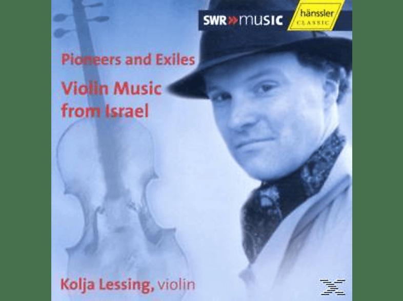 Kolja Lessing - Pioneers And Exiles [CD]
