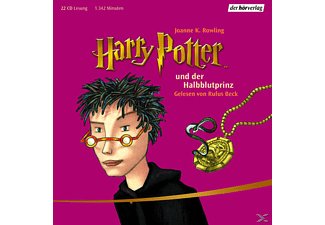 - Harry Potter und der Halbblutprinz  - (CD)
