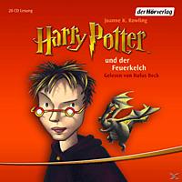 Harry Potter und der Feuerkelch - (CD)