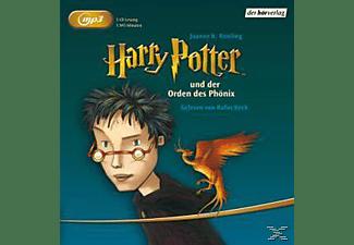 - Harry Potter und der Orden des Phönix  - (MP3-CD)