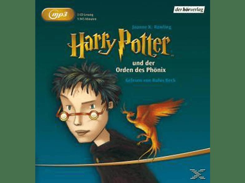 Harry Potter und der Orden des Phönix - (MP3-CD)
