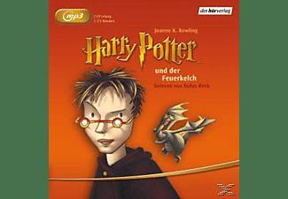 - Harry Potter und der Feuerkelch  - (MP3-CD)
