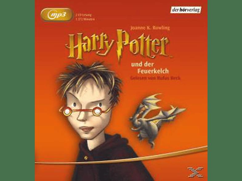Harry Potter und der Feuerkelch - (MP3-CD)