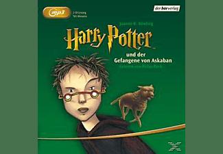 - Harry Potter und der Gefangene von Askaban  - (MP3-CD)