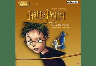 - Harry Potter und der Stein der Weisen  - (MP3-CD)