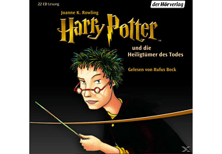 - Harry Potter und die Heiligtümer des Todes  - (MP3-CD)
