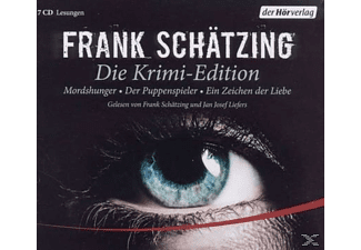Die Krimi-Edition - 7 CD - Krimi/Thriller