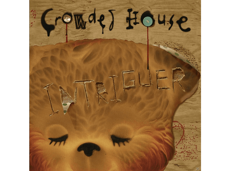 Crowded House - INTRIGUER [Vinyl]