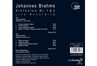 Bremer Philharmoniker - Sinfonien 1 & 2 [CD]