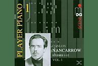 Bosendorfer Grand Piano, Bösendorfer-ampico-selbstspielflügel - Player Piano Vol.1/Conlon Nancarrow Vol.1 [CD]