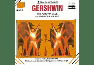 George Rider, Philarmonia Slavonica - Rhapsody In Blue  - (CD)