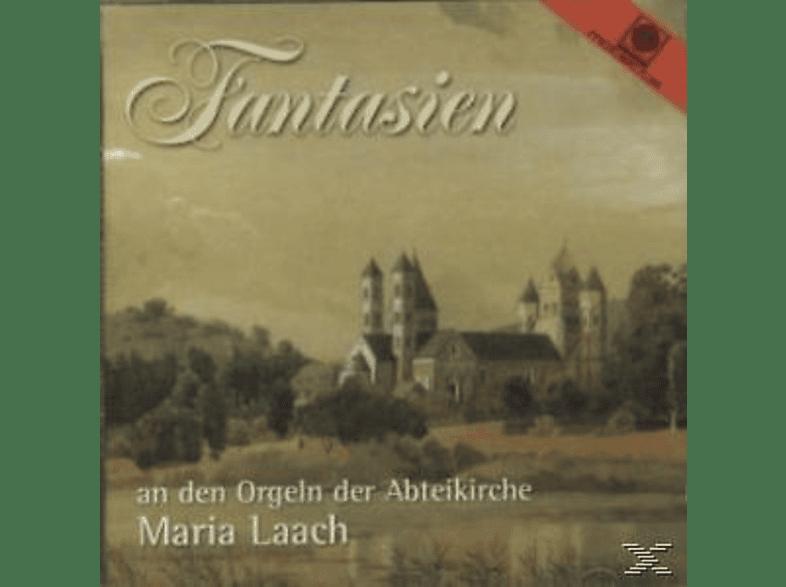 Maria Laach - Fantasien An Den Orgeln der Abtekirche [CD]