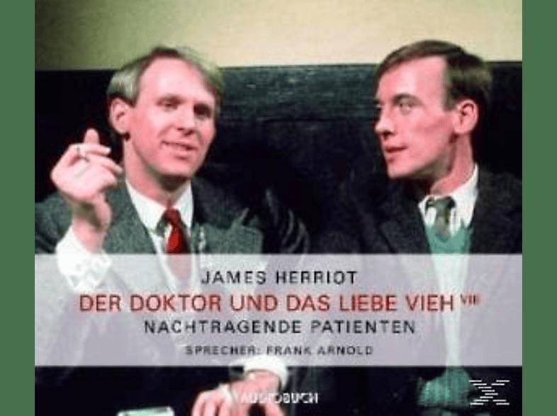 Der Doktor und das liebe Vieh 8: Nachtragende Patienten - (CD)