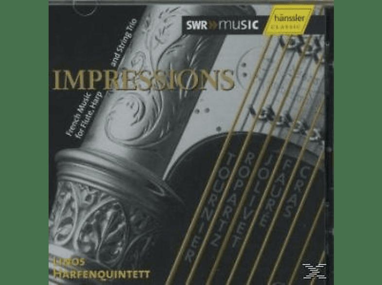 Linos Harfenquintett - Impressions [CD]