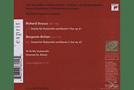 Yo-Yo Ma - Esprit/Sonaten F.Cello+Klavier [CD]