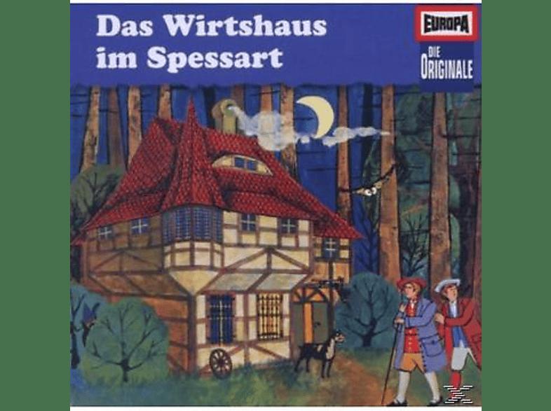 EUROPA - Die Originale 26 - Das Wirtshaus im Spessart - (CD)