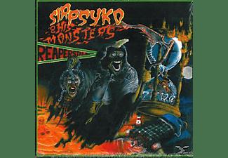 Sir Psyko & His Monsters - Reaperstale  - (Vinyl)