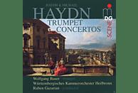 Wolfgang Bauer, Württembergisches Kammerorchester (heilbronn) - Trumpet Concertos [CD]