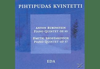 Pihtipudas Kvintetti - Klavierquintette  - (CD)