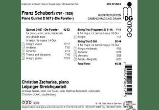 """Zacharias - Quintett D 667 """"die Forelle""""  - (CD)"""