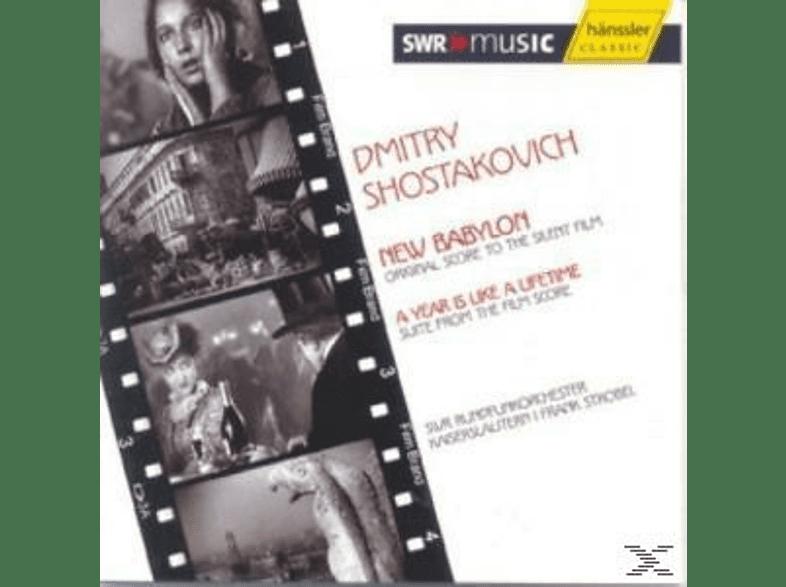 SWR RFO KAISERSLAUTERN/STROBEL/ADOMEIT - Das Neue Babylon [CD]