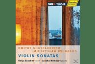 Vio K.blacher - VIOLIN SONATAS [CD]