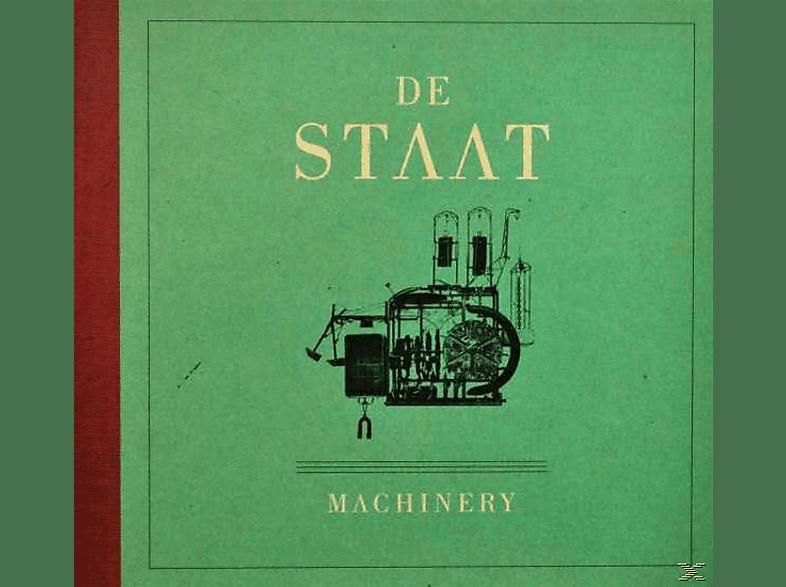 De Staat - Machinery [CD]