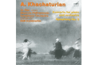 Kondrashin, Moskow Pso, Yakov/mopo Flier - Kirill Kondrashin. Khachaturian. Concerto For Piano And Orch [CD]