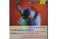 Franz Lang, Jochen Schorer, Akos Hernadi, Károly Mocsári - Der Wunderbare Mandarin/Sonate [CD]