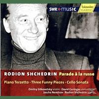 Shchedrin - PARADE A LA RUSSE [CD]