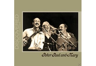 Mary, Paul, Pete Escovedo - Discovered:Live In Concert  - (CD)