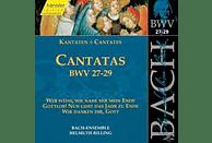 Bach Ensemble - KANTATEN BWV 27-29 [CD]