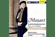 Roger Norrington - SINFONIE 1+25+41 [CD]
