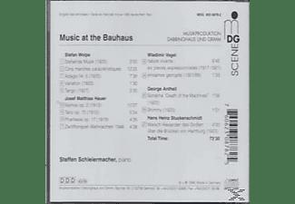 Ensemble Avantgarde - Musik Am Bauhaus  - (CD)