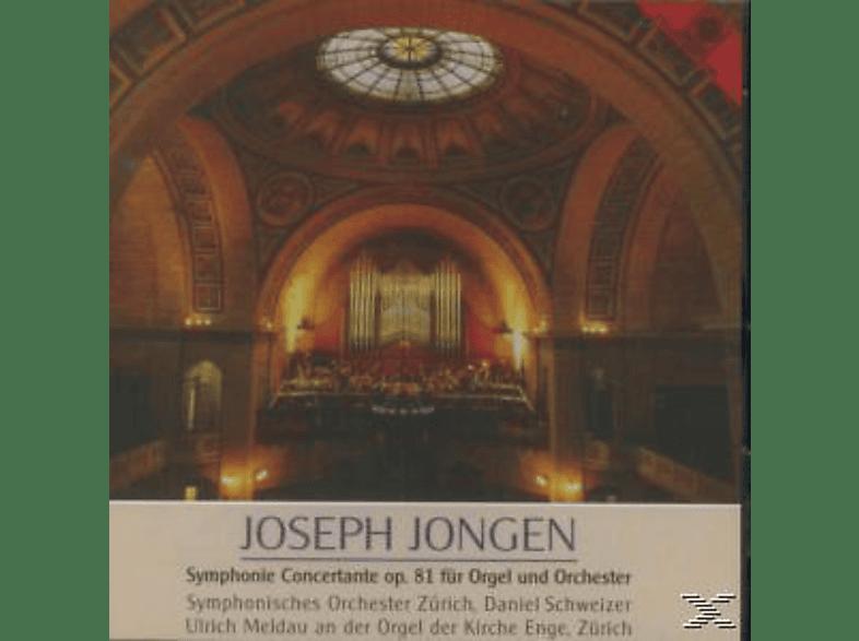 VARIOUS, Meldau,Ulrich/Schweizer,Daniel/SO Zürich - Symphonie Concertante [CD]