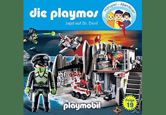 Die Playmos 19: Jagd auf Dr.Devil  - (CD)