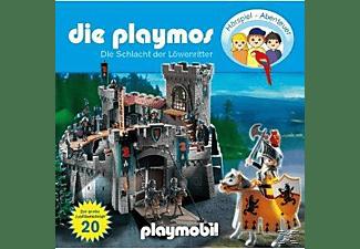 - Die Playmos 20: Die Große Schlacht Der Löwenritter  - (CD)