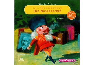 VARIOUS - Starke Stücke: Peter Tschaikowsky - Der Nussknacker  - (CD)