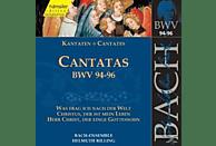 VARIOUS - Kantaten BWV 94-96 [CD]