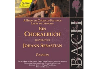 VARIOUS - BK.OF CHOR.SETTINGS 2 PASSION  - (CD)