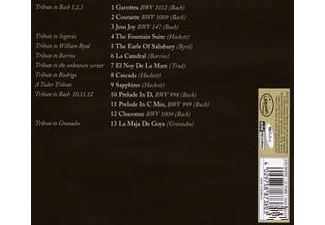 Steve Hackett - Tribute  - (CD)