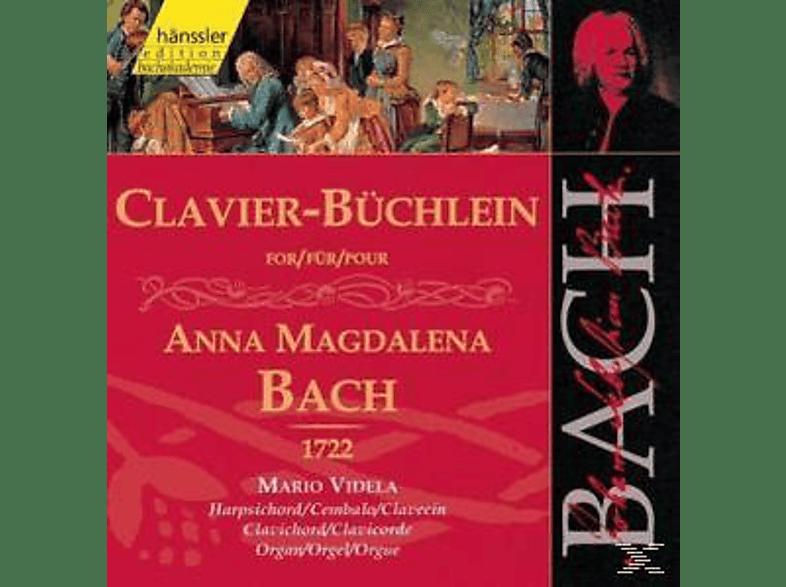 VARIOUS - Clavier-Büchlein Für Anna Magd [CD]